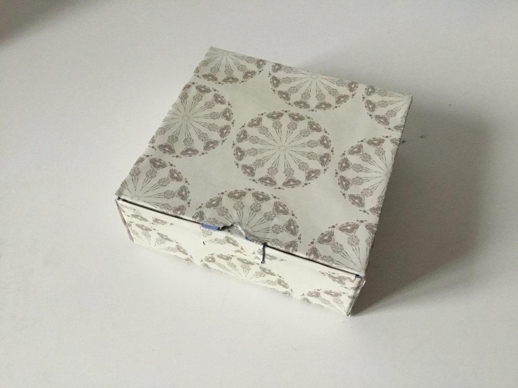 scatola dei tesori